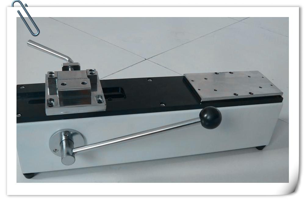 amh手动卧式测试架|端子拉力测试架